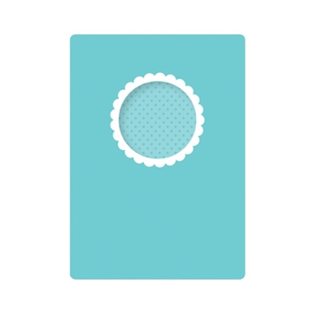 Doodlebug SWIMMING POOL A6 Swiss Dot Cards 2807