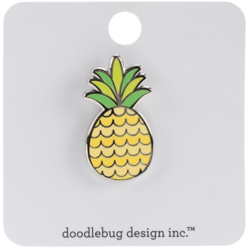 Doodlebug PINEAPPLE CRUSH Collectable Pin 5305