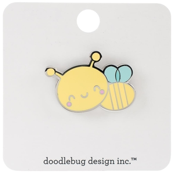 Doodlebug HONEY BEE Collectable Pin 5536