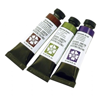 Daniel Smith SECONDARY EXTRA FINE WATERCOLOR Triad Set 285250077