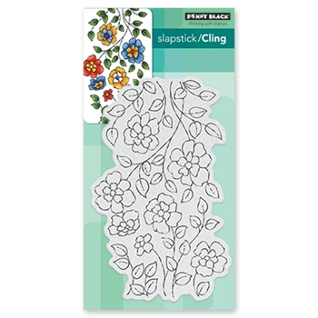 Penny Black Cling Stamp FELICITY 40-517