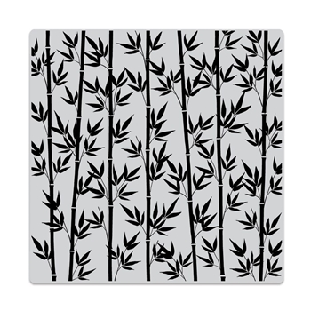 Hero Arts Cling Stamp BAMBOO Bold Prints CG708