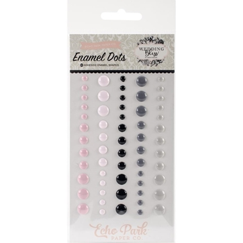 Echo Park WEDDING BLISS Enamel Dots WB129028