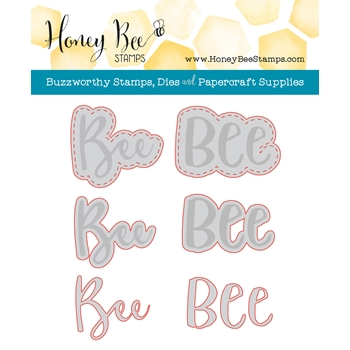 Honey Bee BEE-YOU-TIFUL Dies HBDS56