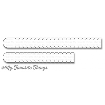 My Favorite Things ESSENTIAL SENTIMENT RIP STRIPS Die-Namics MFT1109