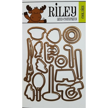 Riley and Company Cool Dies SPORTS ACCESSORIES RD08