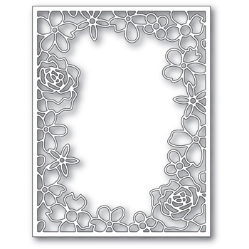 Memory Box FLORAL FANTASY FRAME Craft Die 99775