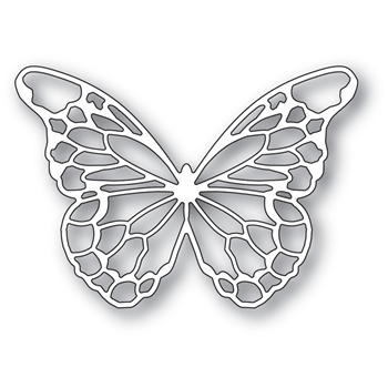 Memory Box CHANTILLY BUTTERFLY Craft Die 99777