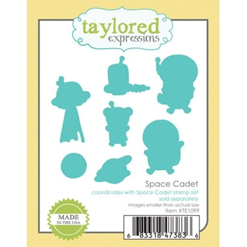 Taylored Expressions SPACE CADET Die Set TE1099
