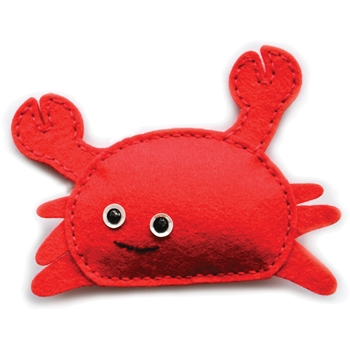 Memory Box PLUSH CUTE CRAB Craft Die 99764