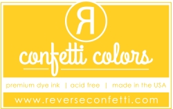 Reverse Confetti BUMBLEBEE Dye Ink Pad zoom image
