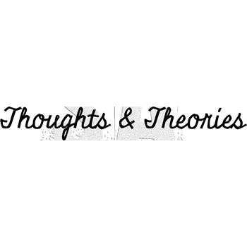 Tim Holtz Rubber Stamp THOUGHTS AND THEORIES Stampers Anonymous G3-3012