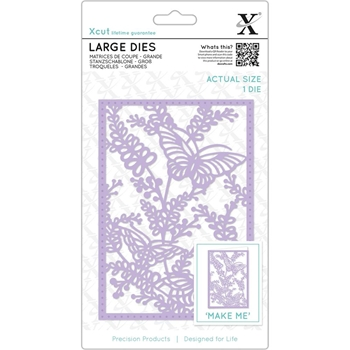 DoCrafts MEADOW BUTTERFLIES XCut Dies Set XC504097