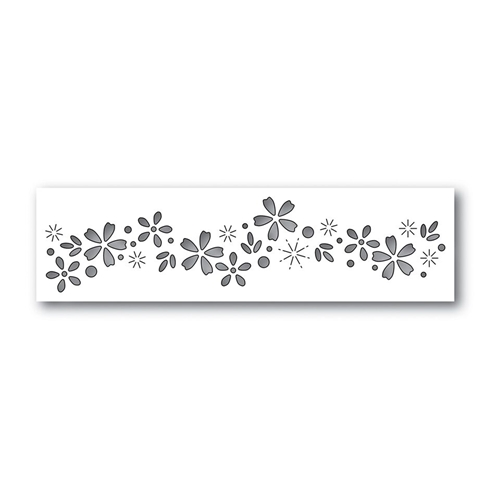 Simon Says Stamp FLORAL SPARKLE Wafer Dies S426 Cherished Preview Image