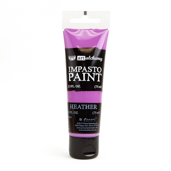 Prima Marketing HEATHER Finnabair Art Alchemy Impasto Paint 964580