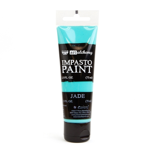 Prima Marketing JADE Finnabair Art Alchemy Impasto Paint 964627 Preview Image