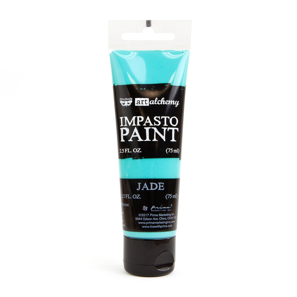 Prima Marketing JADE Finnabair Art Alchemy Impasto Paint 964627 zoom image