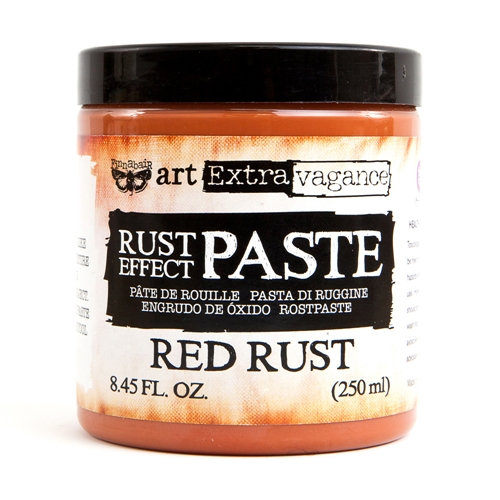 Prima Marketing RED Art Extravagance Rust Paste 964689 Preview Image
