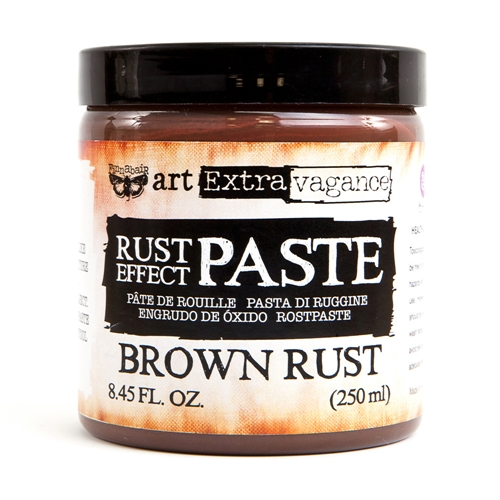 Prima Marketing BROWN Art Extravagance Rust Paste 964696 Preview Image