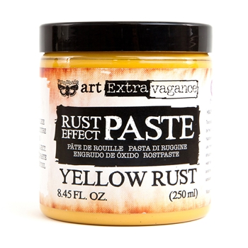Prima Marketing YELLOW Art Extravagance Rust Paste 964733