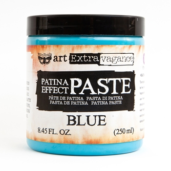 Prima Marketing BLUE Art Extravagance Patina Paste 964740