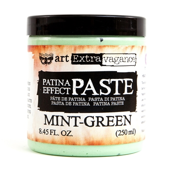 Prima Marketing MINT GREEN Art Extravagance Patina Paste 964757