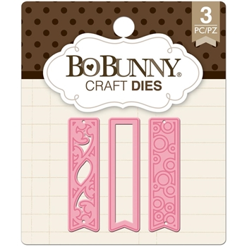 BoBunny FANCY TAGS Craft Dies 12839084