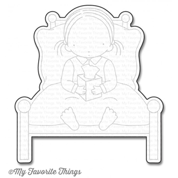 My Favorite Things BED REST Die-Namics MFT1097