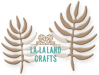 La-La Land Crafts PALM LEAVES Die Set 8311