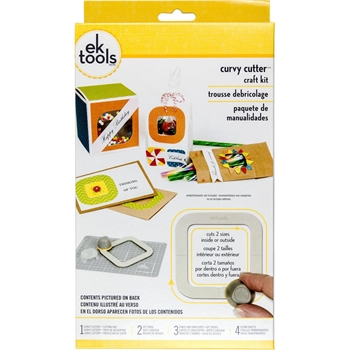 EK Success WINDOW CUTTER KIT SQUARE 54-00086