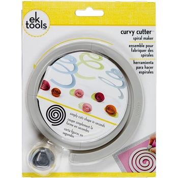 EK Success Curvy Cutter SPIRAL 54-00076