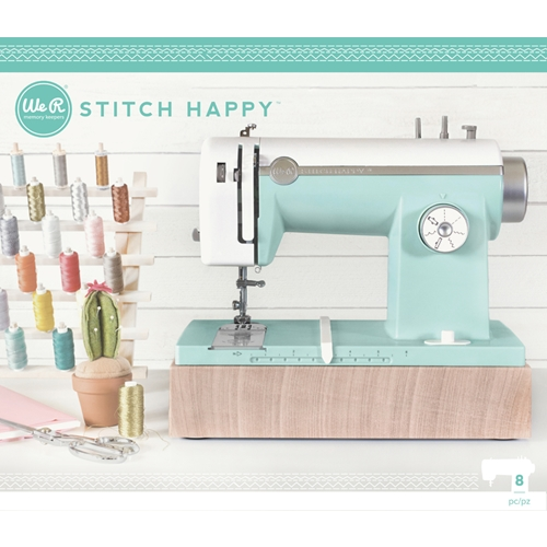 We R Memory Keepers STITCH HAPPY MULTIMEDIA SEWING MACHINE MINT 663128 Preview Image