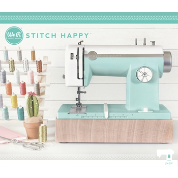 We R Memory Keepers STITCH HAPPY MULTIMEDIA SEWING MACHINE MINT 663128