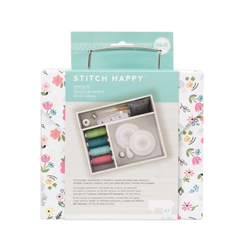 We R Memory Keepers STITCH HAPPY TOOL KIT 663129*