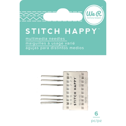 We R Memory Keepers STITCH HAPPY NEEDLES 660394 Preview Image