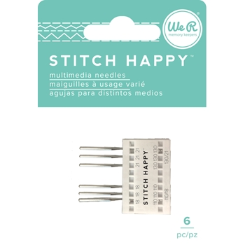 We R Memory Keepers STITCH HAPPY NEEDLES 660394