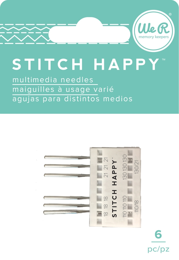 We R Memory Keepers STITCH HAPPY NEEDLES 660394 zoom image