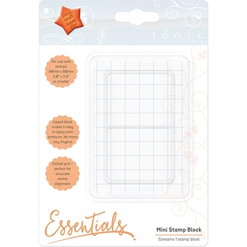 Tonic MINI STAMPING BLOCK 1647E
