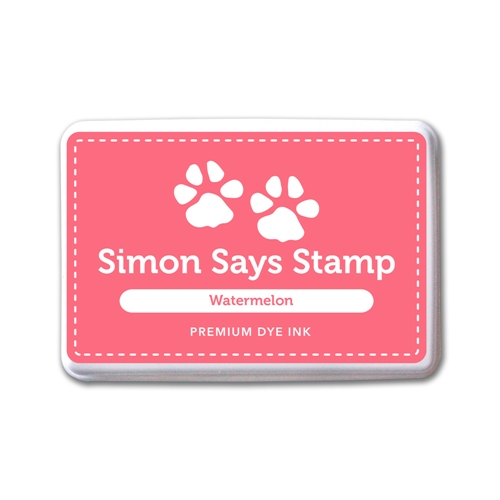 Simon's Exclusive Watermelon Ink Pad
