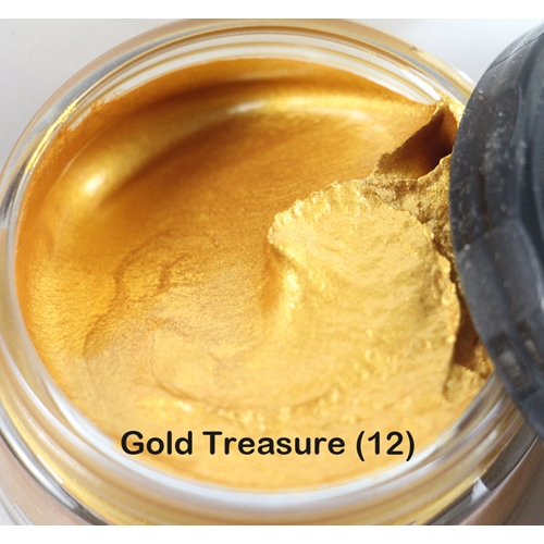 Cosmic Shimmer Gold Metallic Gilding Wax