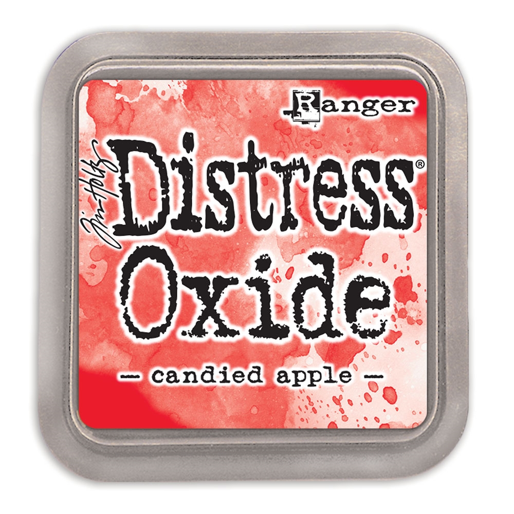 Candied Apple Distress Oxide Ink Pad