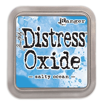 Tim Holtz Distress Oxide Ink Pad SALTY OCEAN Ranger TDO56171