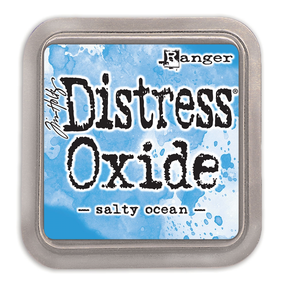 Tim Holtz Salty Ocean Distress Oxide Ink