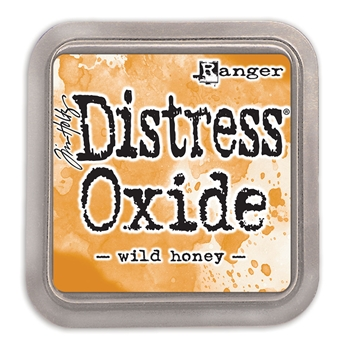 RESERVE Tim Holtz Distress Oxide Ink Pad WILD HONEY Ranger TDO56348