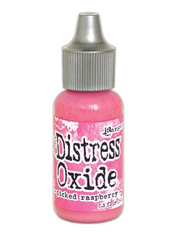 Tim Holtz Distress Oxide Reinkers PICKED RASPBERRY Ranger TDR57222