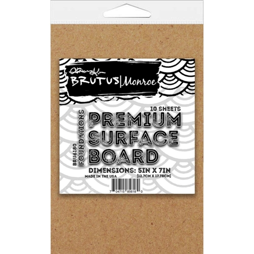 Brutus Monroe PREMIUM 5x7 SURFACE BOARD BRU6180 Preview Image
