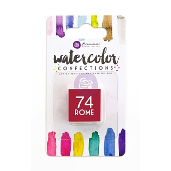 Prima Marketing 74 ROME Watercolor Confections Pan Refill 596231