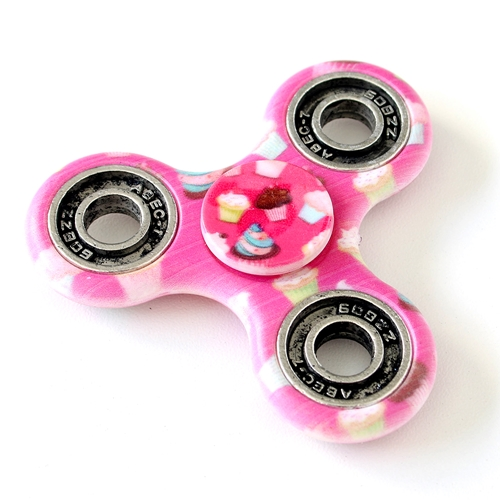 Fidget Spinner CUPCAKE Hand Spinners HSFS010 Preview Image