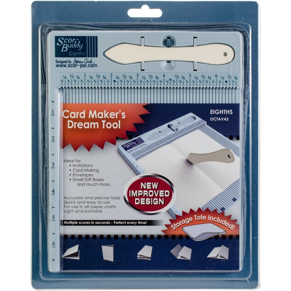Scor-Pal MINI SCOR-BUDDY Scoring Board Tool Eighths 43303