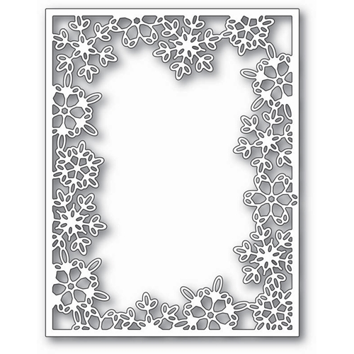 Memory Box SILENT SNOWFLAKE FRAME Craft Die 99854 Preview Image